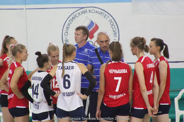 остроты лесби в команде волейболисток смотрит